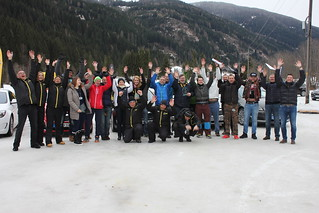 Opel Wintertraining 2016: Teilnehmer