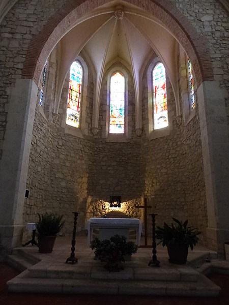église de castelnau barbarens