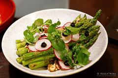 20160317-23-Roast asparagus with watercress, radis…