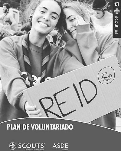 #Repost @scout_es with @repostapp ・・・ Porque el voluntariado es un pilar fundamental de nuestra labor nace el Plan de Voluntariado de #ScoutsDeEspaña 😊💪👏 #asde #asdescouts #scouts #scoutsasde #voluntariado #escultismo #exploradores #grac