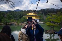 Kinkaku-Ji Selfie