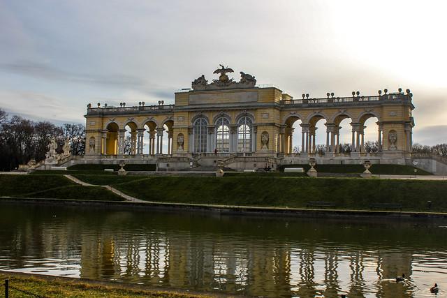 Palacio de Schönbrunn en Viena
