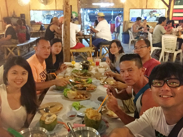 Dinner at Koh Lipe