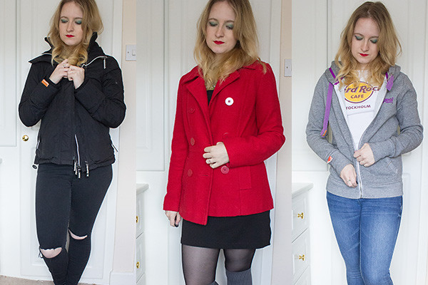 Spring capsule wardrobe update - jackets and coats 1