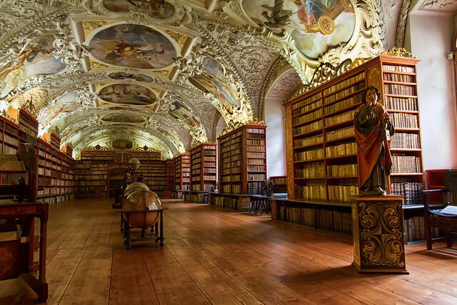 Strahov Monastery - Prague