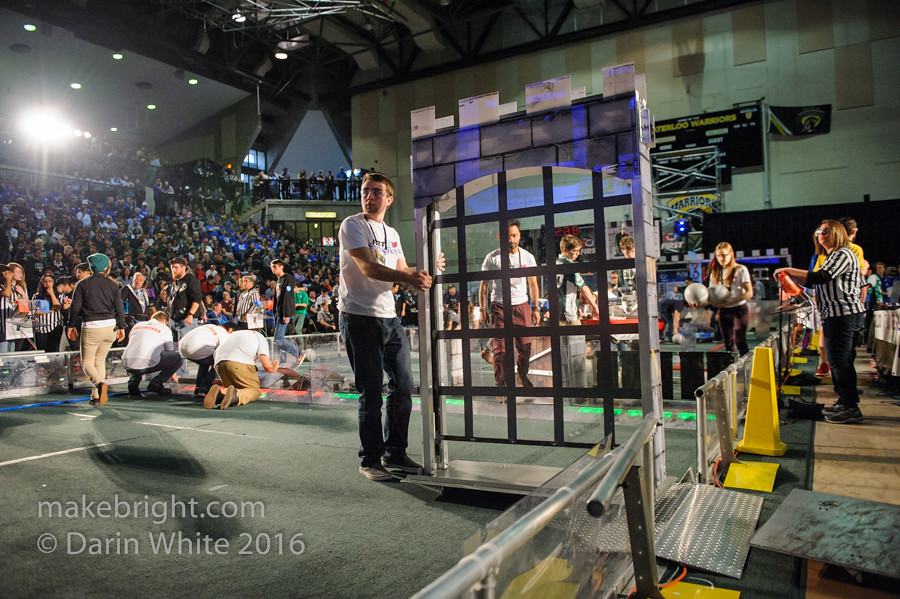 FIRST Robotics Regionals - UW - April 2016 302