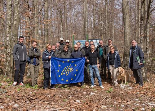 Slovenia Forest Service Workshop 5.4.2016