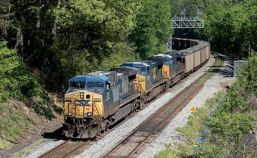 CSX Train N115