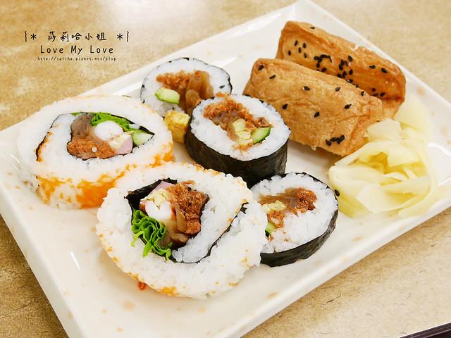 台北西門町美食餐廳推薦美觀園生魚片飯 (5)