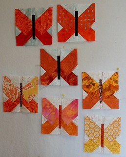 7 Butterfly blocks