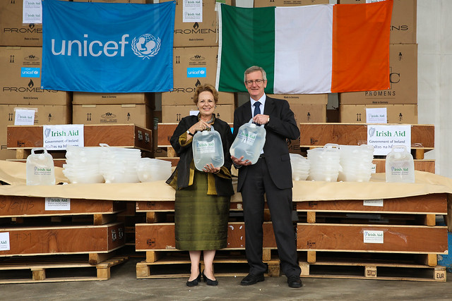Ireland and UNICEF respond to Ethiopia drought emergency