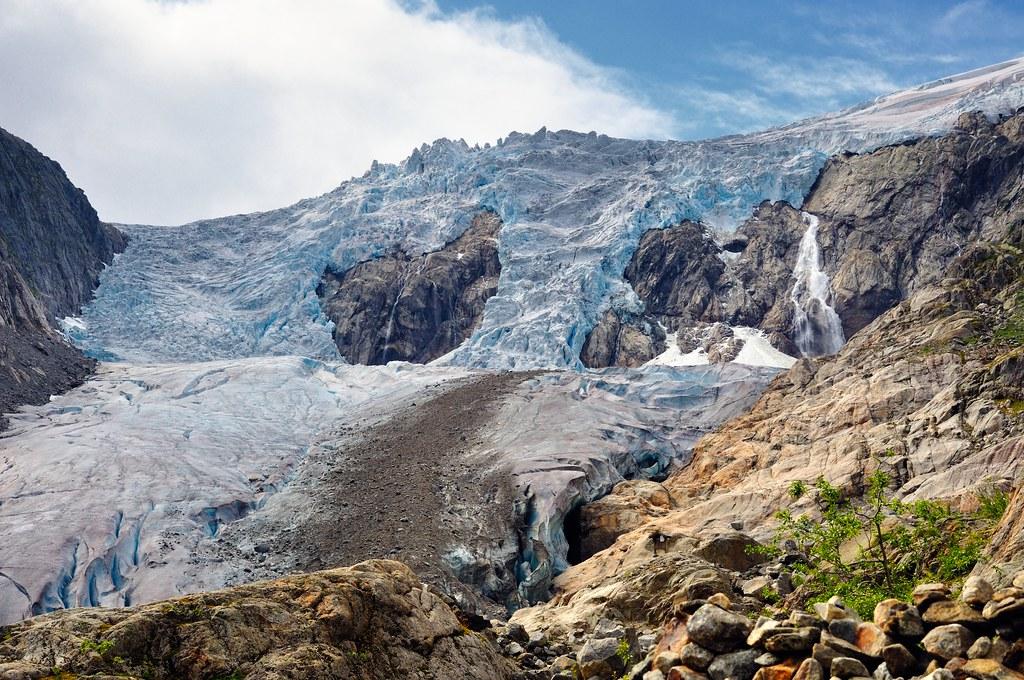Glaciar Folgefonna, Norway