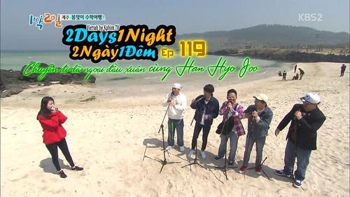 [Vietsub] 2 Days 1 Night Season 3 Tập 119