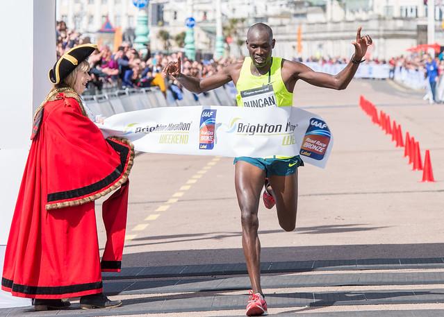 Brighton Marathon 2016