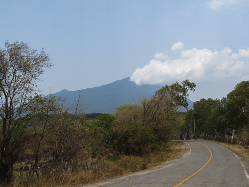 Isla de Ometepe: le volcan Maderas
