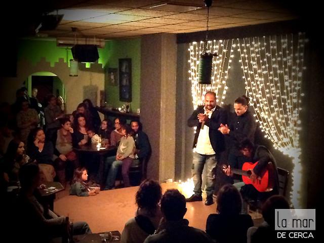 NOCHE ESPAÑOLA: Tapas & Espectáculo Flamenco