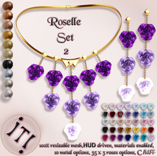 !IT! - Roselle Set 2 Image