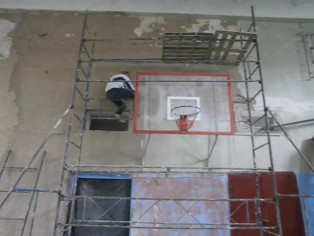 Ремонт спортзалу