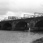 The WCML crosses the River Ribble at Preston