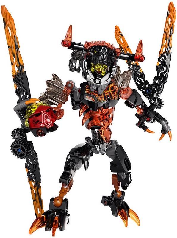 LEGO Bionicle 2016 Sets: 71313 - Lava Beast