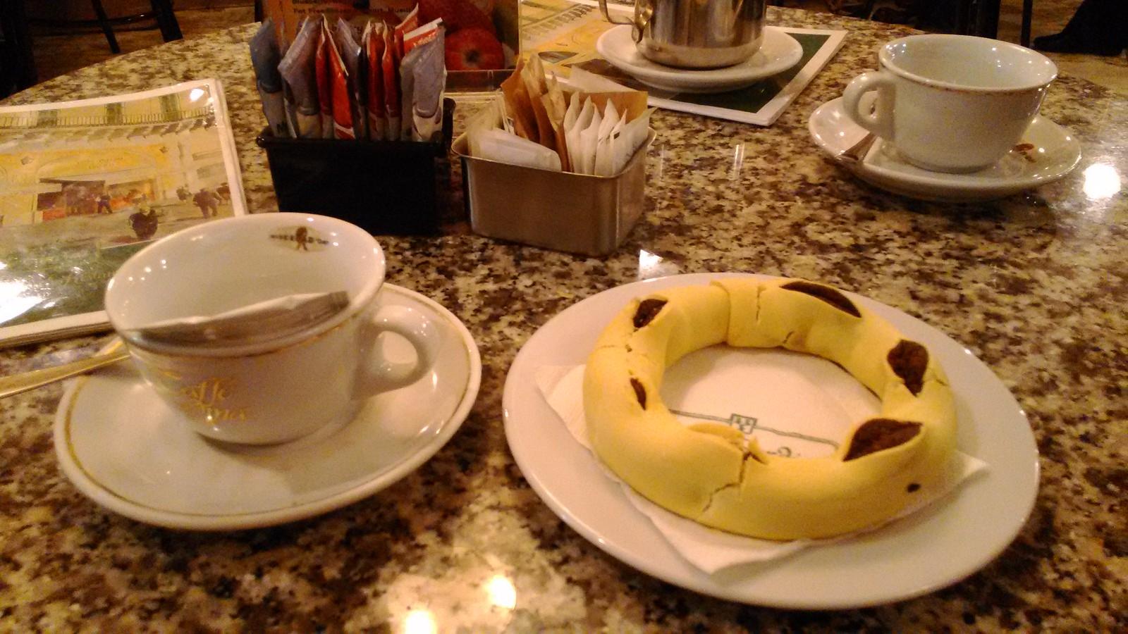 Meal Honey Ring - Caffe Cordina a Valletta