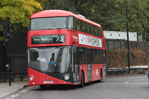 Arriva London North LT355 LTZ1355