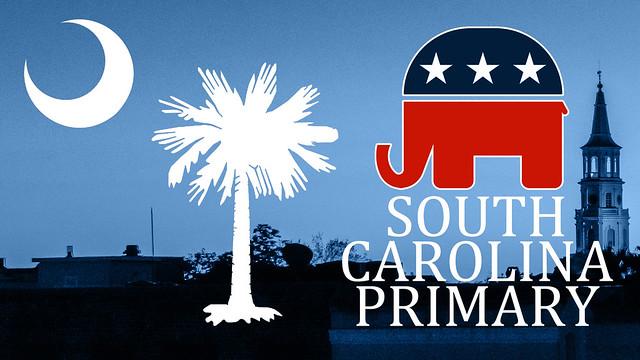 South Carolina Republican Primary