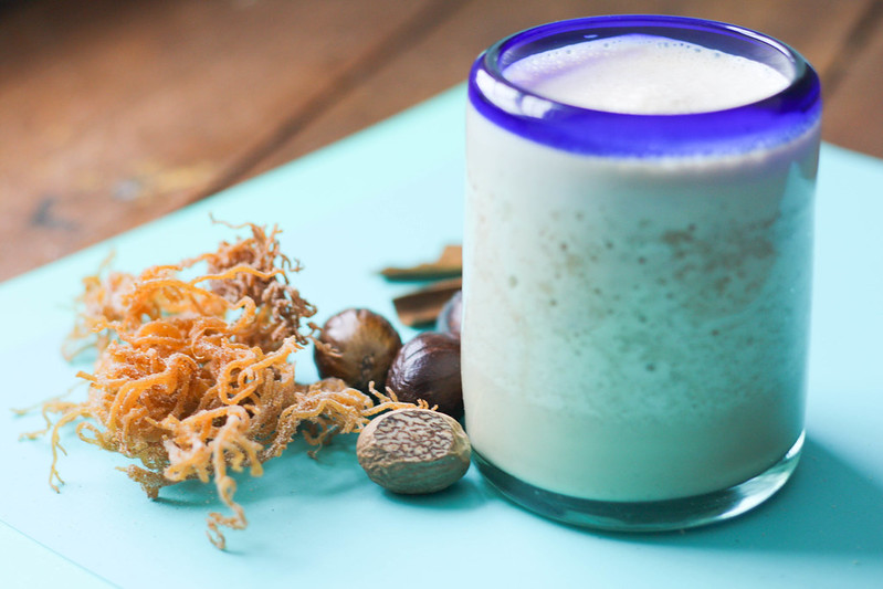 Sea Moss Smoothie (H1)