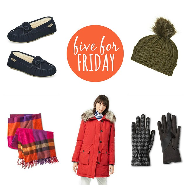 five for friday cozying up | Style On Target