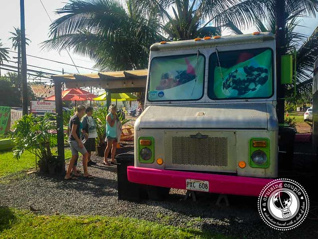 Food Truck Oahu, Hawaii