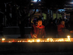 Buddhist ceremony.(_2042280_2)