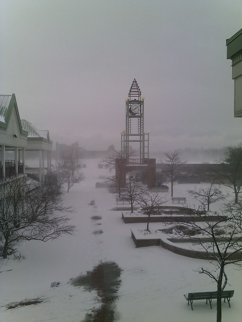 Inner Clock Tower Commons UB