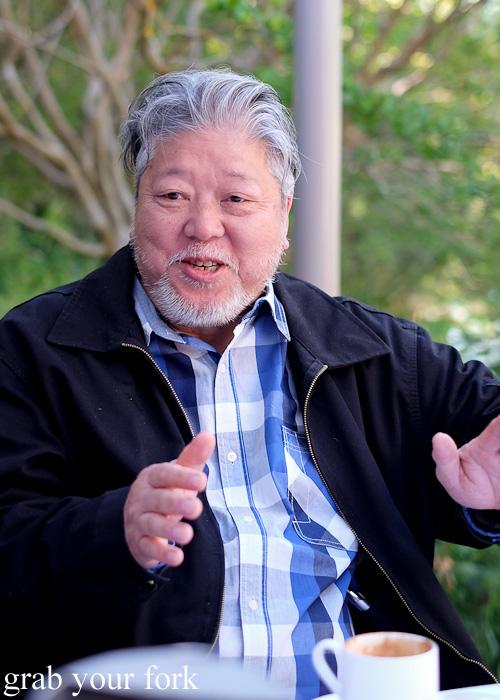 Chef Cheong Liew, Ambassador for Tasting Australia 2016