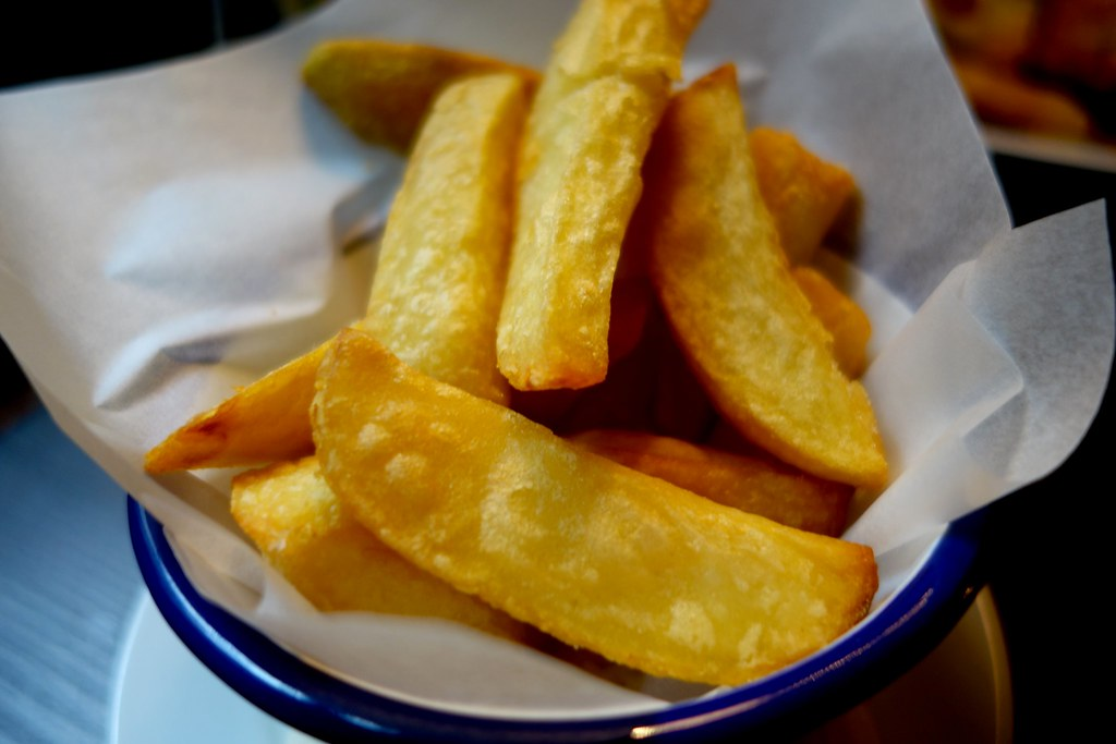 The Ship Tavern - Chips