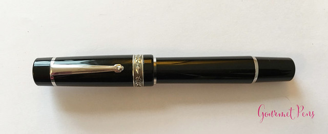 Review GoldPen Delta Mezzanotte Fountain Pen Review (7)