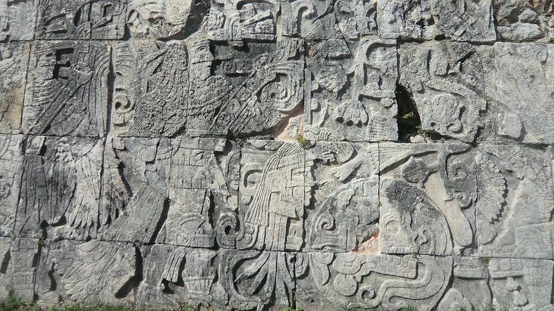 Mexico - Yucatan - Chichén Itzá; Ancient Maya town