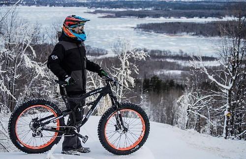 Spirit Mt. fat bikes