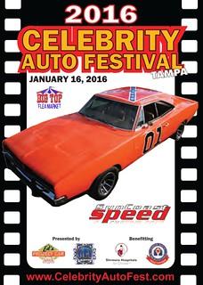 Celebrity Auto Festival (Tampa) 2016