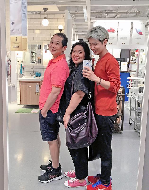mirror selfie ikea typicalben