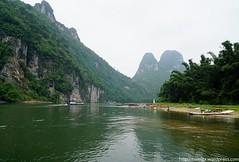 Cesarskie Chiny: Rejs po rzece Li