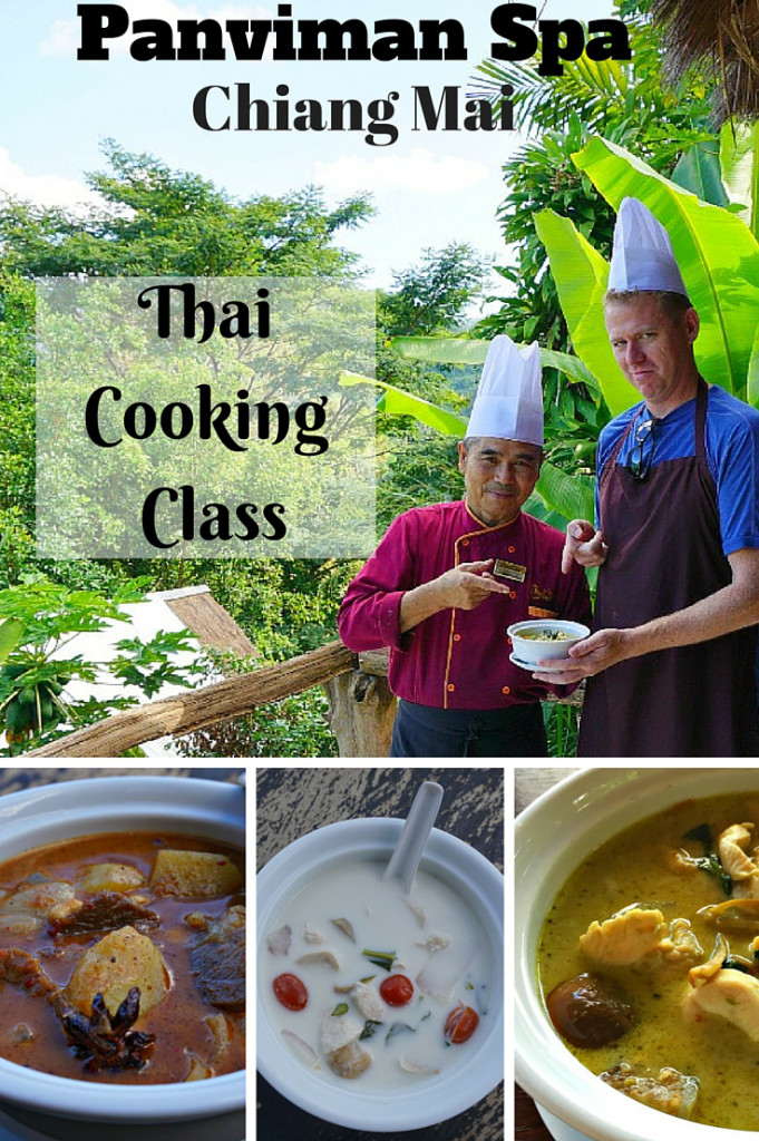 Panviman Chiang Mai Cooking Class