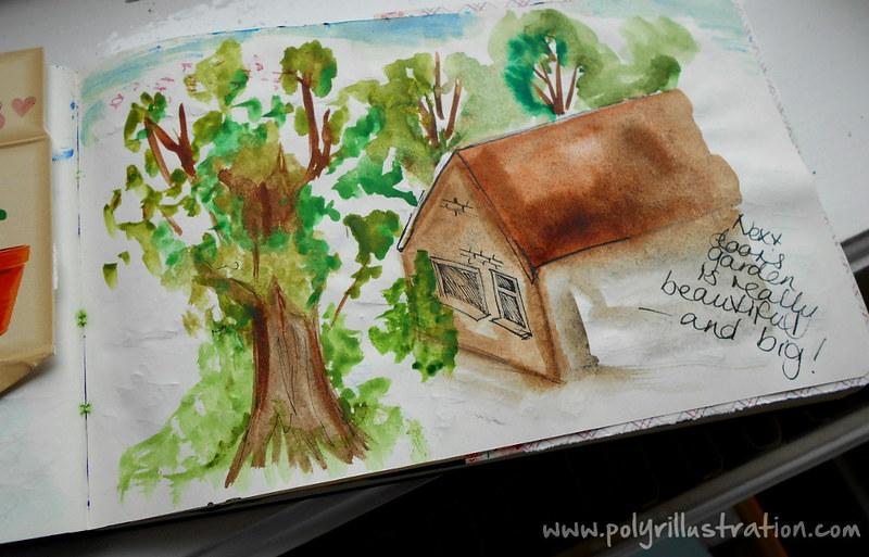Embodiment Journal - Next Door