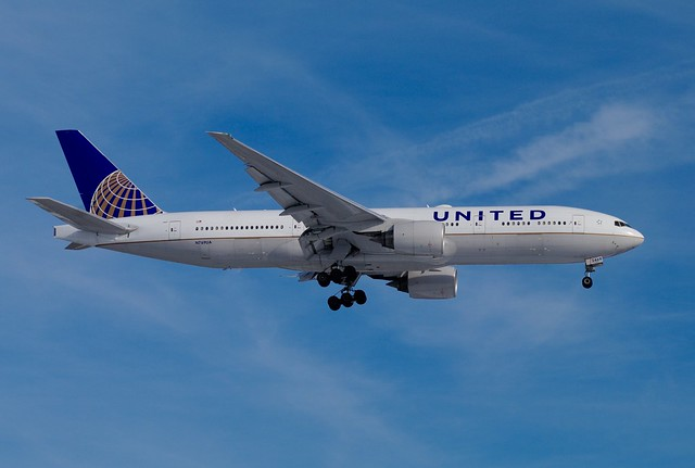 N769UA 777-200 United Airlines