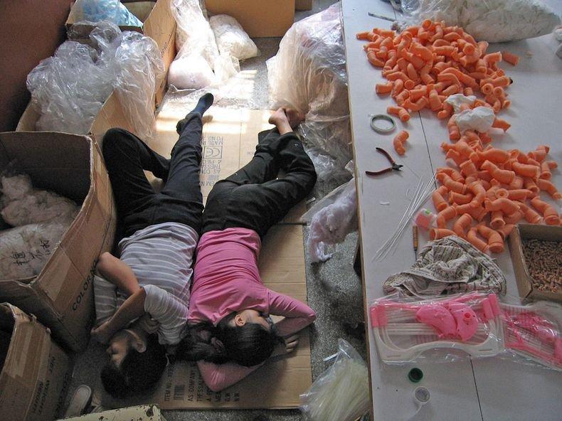 Toy Story︰中國女工與她所製作的玩具15
