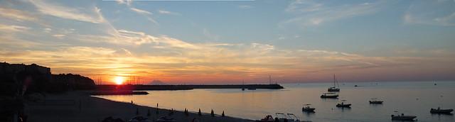 Panoramica Porto Tropea