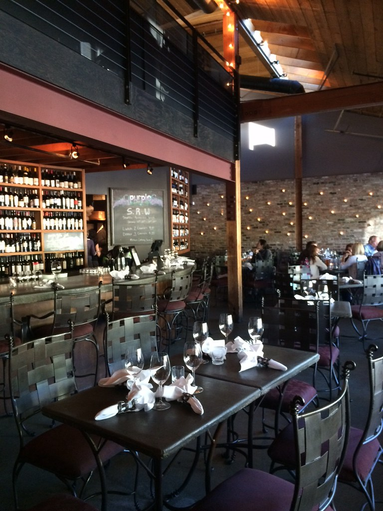 purple cafe & wine bar, woodinville, wa – wine and cheese friday