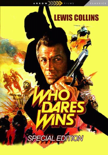 Who Dares Wins - Poster 1