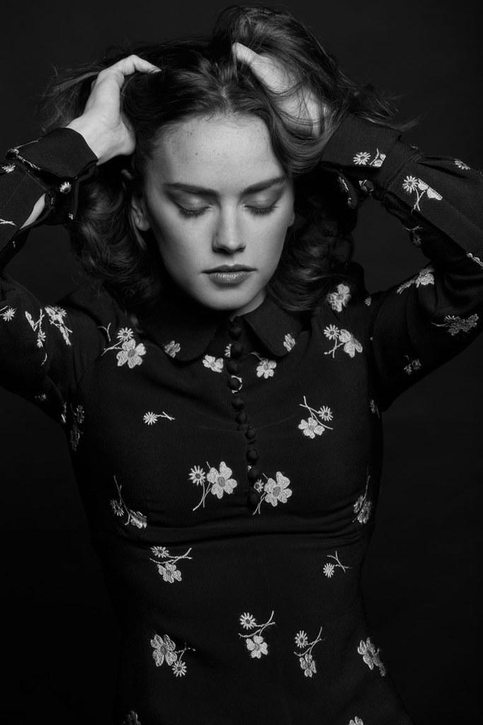 Дэйзи Ридли — Фотосессия для «Zeit» 2015 – 2