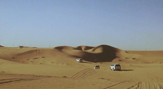Desert Safari, Abu Dhabi