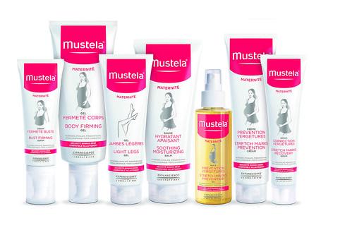 2015 Mustela Maternité 7 Product Line Visual